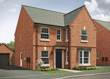 """Thumbnail 4 bedroom detached house for sale in """"The Bolsover"""" at Nottingham Road, Melton Mowbray"""