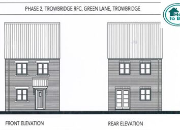 Thumbnail 3 bed end terrace house for sale in Green Lane, Hilperton, Trowbridge