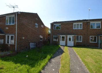 Thumbnail 2 bed end terrace house for sale in Conisborough, Toothill, Swindon