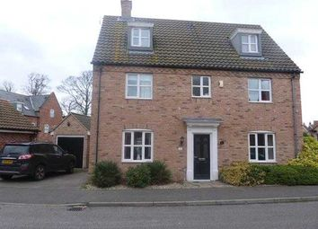 Thumbnail 5 bedroom detached house to rent in Roberts Close, Kesgrave, Ipswich