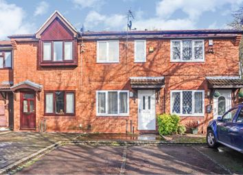 2 bed terraced house for sale in Windsor Walk, Darlaston, Wednesbury WS10