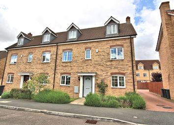 Thumbnail 5 bed semi-detached house for sale in Kenwyn Close, Bedford