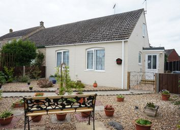 Thumbnail 4 bed bungalow for sale in Croft Close, Starston, Harleston