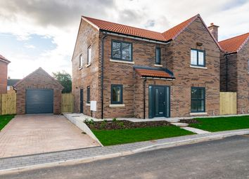 Thumbnail 4 bed detached house for sale in The Aldborough, Priory Meadows, Kirby Hill, Boroughbridge