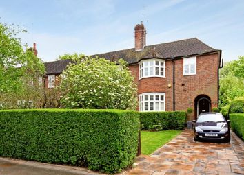 Thumbnail 4 bed semi-detached house to rent in Rotherwick Road, Hampstead Garden Suburb