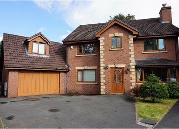 Thumbnail 6 bed detached house for sale in St. Annes Mews, Heywood