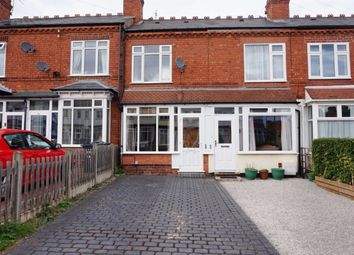 Thumbnail 2 bed terraced house for sale in Harman Road, Wylde Green, Sutton Coldfield