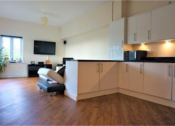 Thumbnail 2 bed flat for sale in St. Monicas Way, Ashbourne