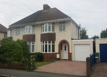 Thumbnail 3 bed property to rent in Parklands Avenue, Cowes