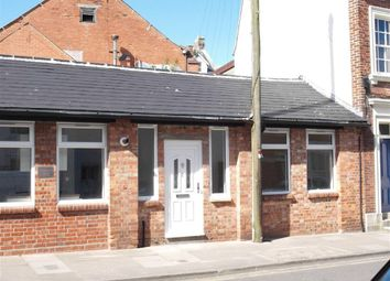 Thumbnail 1 bed terraced bungalow for sale in Princes Street, Dorchester