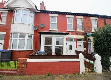 Thumbnail 2 bedroom terraced house for sale in Boothley Road, Blackpool, Lancashire