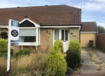 2 bed bungalow for sale in Grange Close, South Beach, Blyth NE24