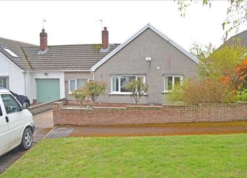 Thumbnail 2 bedroom bungalow for sale in Lon Cae Porth, Rhiwbina, Cardiff