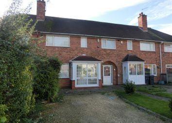 2 bed terraced house for sale in Clopton Road, Sheldon, Birmingham B33