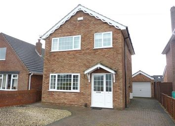 Thumbnail 3 bed detached house for sale in Mordaunt Avenue, Scartho, Grimsby