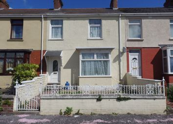 Thumbnail 3 bed terraced house to rent in Langland Road, Llanelli
