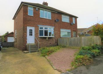 Thumbnail 2 bed semi-detached house to rent in Netherthorpe Close, Staveley, Chesterfield