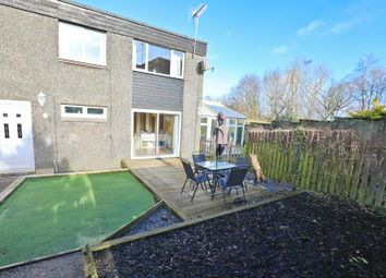 Thumbnail 2 bed end terrace house for sale in Lothian Court, Glenrothes