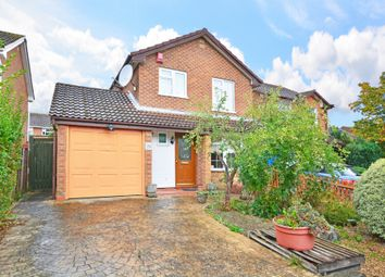 Thumbnail 3 bedroom detached house for sale in Capsey Road, Ifield