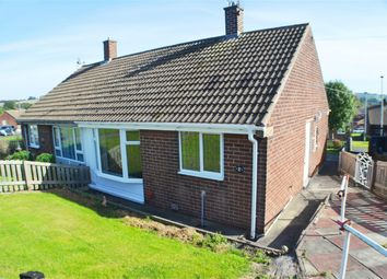 Thumbnail 1 bedroom semi-detached bungalow for sale in Wharncliffe, Dodworth, Barnsley, South Yorkshire