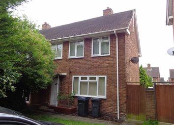 Thumbnail 3 bed end terrace house for sale in Este Road, Sheldon, Birmingham