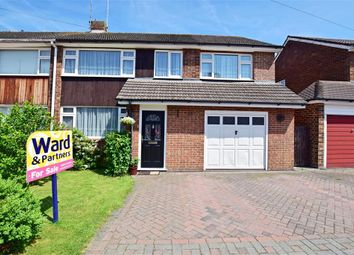 Thumbnail 5 bed semi-detached house for sale in Brookside Road, Istead Rise, Kent