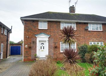 Thumbnail 3 bedroom property for sale in Orchard Avenue, Thomas A Becket, Worthing, West Sussex