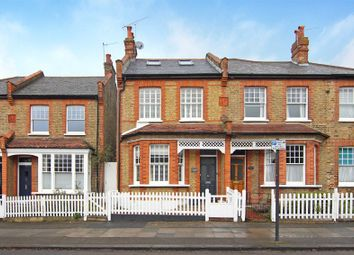 Thumbnail 4 bed semi-detached house for sale in Catherine Villas, Copse Hill