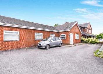 Thumbnail 5 bed bungalow for sale in Crow Lane West, Newton-Le-Willows, Merseyside