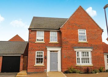 Thumbnail 4 bed detached house for sale in Warwick Close, Bourne