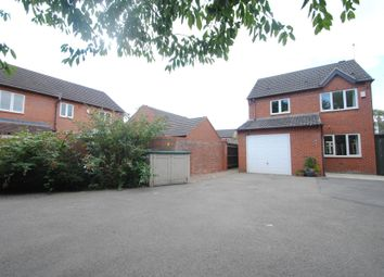 Thumbnail 3 bed detached house for sale in Whitefields Road, Bishops Cleeve, Cheltenham