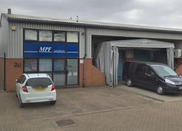 Thumbnail Warehouse for sale in Martinfield, Welwyn Garden City