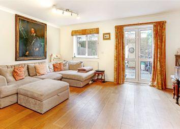 Speechly Mews, Alvington Crescent, London E8. 3 bed terraced house for sale