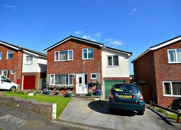 Thumbnail 4 bed detached house for sale in Norfolk Close, Greenmeadow, Cwmbran