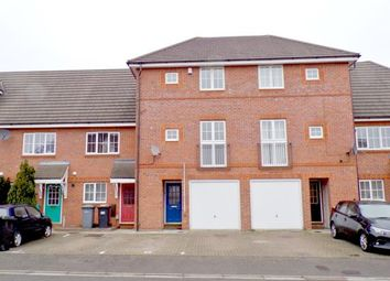Thumbnail 3 bed terraced house for sale in Ellington Road, Bedford, Bedfordshire