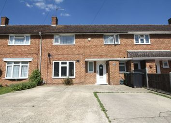 Thumbnail 3 bed terraced house to rent in Masons Road, Hemel Hempstead
