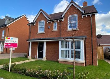 Thumbnail 4 bed property to rent in Bennett Drive, Hagley, Stourbridge