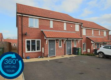 Thumbnail 3 bed end terrace house for sale in Linton Road, Hill Barton Vale, Exeter