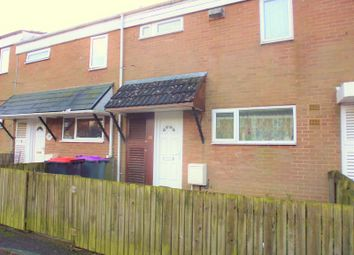 Thumbnail 3 bedroom terraced house to rent in Westbourne, Telford
