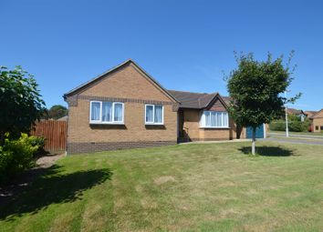 Thumbnail 3 bedroom detached bungalow for sale in Old Station Gardens, Henstridge, Templecombe