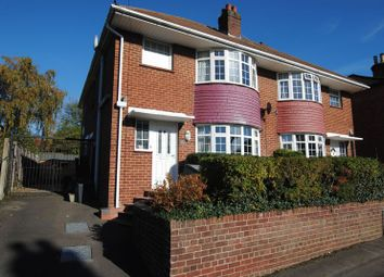 Thumbnail 3 bedroom semi-detached house for sale in Harcourt Road, Southampton