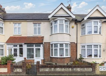 Thumbnail 3 bed terraced house for sale in Bath Road, Chadwell Heath, Romford