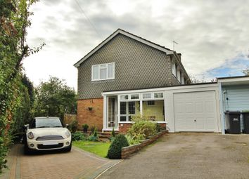 Thumbnail 4 bed link-detached house for sale in Park Side, Bedhampton, Havant