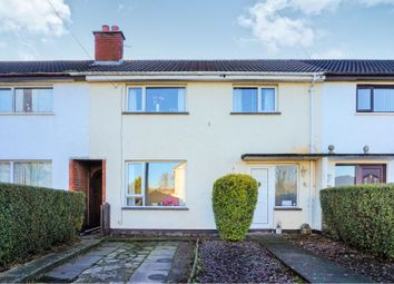 Thumbnail 3 bed terraced house for sale in Coronation Road, Carrickfergus