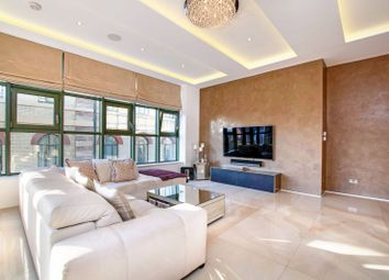 Thumbnail 3 bed flat for sale in Harrods Village, Barnes, London