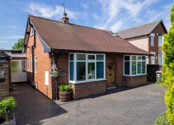 Thumbnail 4 bed bungalow for sale in High Leys Road, Hucknall, Nottingham, Nottinghamshire