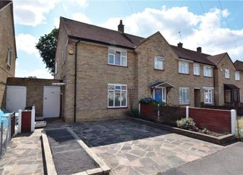 Thumbnail 2 bed semi-detached house for sale in Ash Grove, Harefield, Middlesex