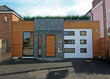 Thumbnail 2 bed terraced bungalow for sale in Westfield Road, Lymington, Hampshire
