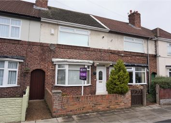 Thumbnail 2 bed terraced house for sale in Swainson Road, Liverpool