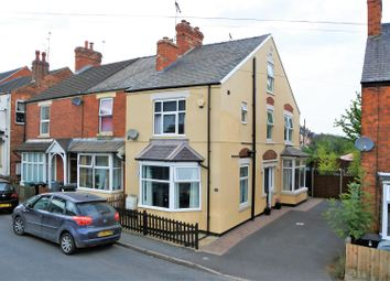 Thumbnail 3 bed end terrace house for sale in Albert Street, Grantham